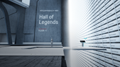 Hall of Legends Ausschnitt